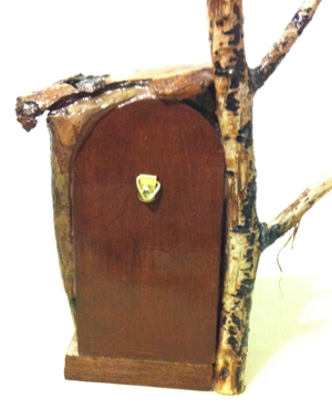 Fairy Door 15 -  Back